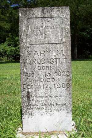 HARDCASTLE, MARY M. - Benton County, Arkansas | MARY M. HARDCASTLE - Arkansas Gravestone Photos