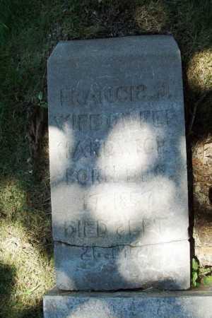 HARDWICK, FRANCIS J. - Benton County, Arkansas | FRANCIS J. HARDWICK - Arkansas Gravestone Photos