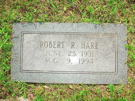 HARE, ROBERT R. - Benton County, Arkansas | ROBERT R. HARE - Arkansas Gravestone Photos