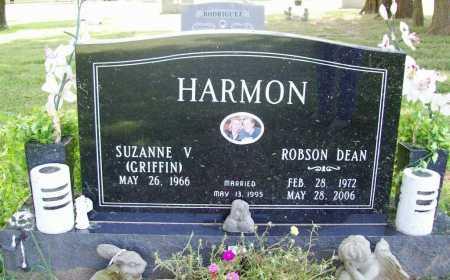 HARMON, ROBSON DEAN - Benton County, Arkansas | ROBSON DEAN HARMON - Arkansas Gravestone Photos