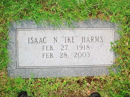 "HARMS, ISAAC N. ""IKE"" - Benton County, Arkansas 