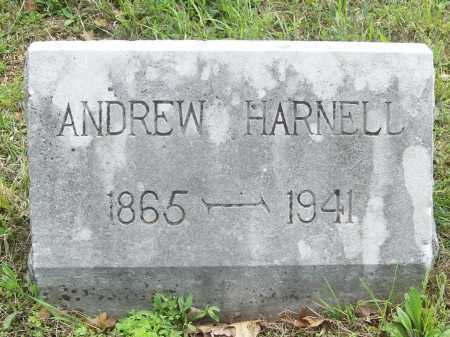 HARNELL, ANDREW - Benton County, Arkansas | ANDREW HARNELL - Arkansas Gravestone Photos