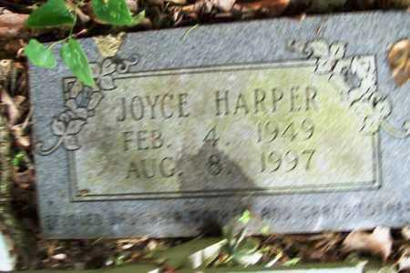 HARPER, JOYCE - Benton County, Arkansas | JOYCE HARPER - Arkansas Gravestone Photos