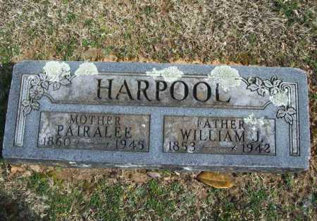 HARPOOL, PAIRALEE - Benton County, Arkansas | PAIRALEE HARPOOL - Arkansas Gravestone Photos