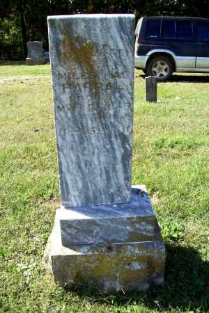 HARRAL, MILES A. - Benton County, Arkansas | MILES A. HARRAL - Arkansas Gravestone Photos