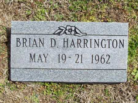 HARRINGTON, BRIAN D. - Benton County, Arkansas | BRIAN D. HARRINGTON - Arkansas Gravestone Photos