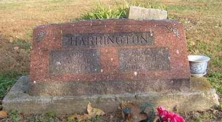 HARRINGTON, CHARLES OSCAR - Benton County, Arkansas | CHARLES OSCAR HARRINGTON - Arkansas Gravestone Photos