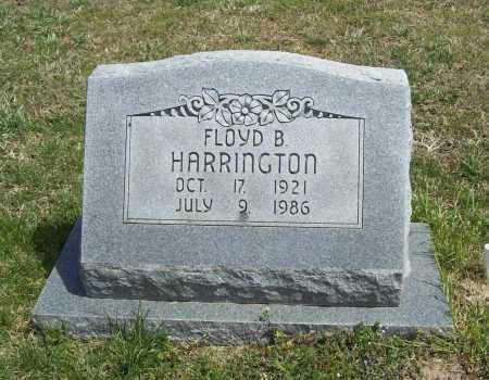 HARRINGTON, FLOYD B. - Benton County, Arkansas | FLOYD B. HARRINGTON - Arkansas Gravestone Photos