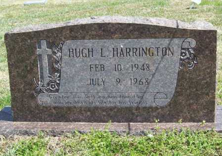 HARRINGTON, HUGH LEE - Benton County, Arkansas | HUGH LEE HARRINGTON - Arkansas Gravestone Photos