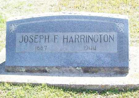 HARRINGTON, JOSEPH F. - Benton County, Arkansas | JOSEPH F. HARRINGTON - Arkansas Gravestone Photos