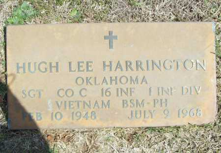 HARRINGTON (VETERAN VIET), HUGH LEE - Benton County, Arkansas | HUGH LEE HARRINGTON (VETERAN VIET) - Arkansas Gravestone Photos
