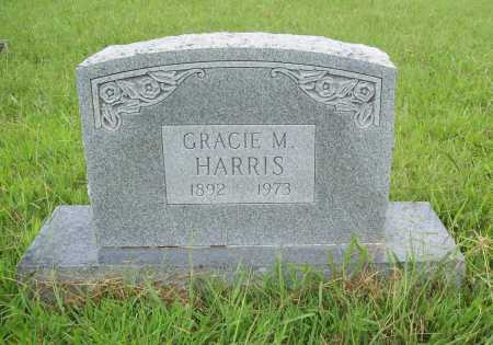 HARRIS, GRACIE M. - Benton County, Arkansas | GRACIE M. HARRIS - Arkansas Gravestone Photos