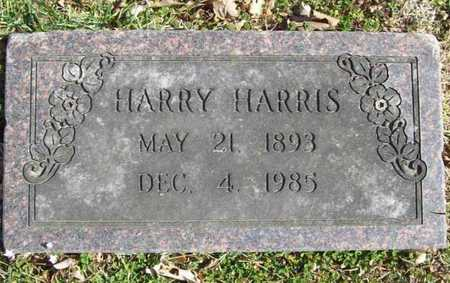 HARRIS, HARRY - Benton County, Arkansas | HARRY HARRIS - Arkansas Gravestone Photos