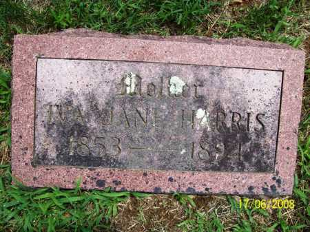 HARRIS, IVA JANE - Benton County, Arkansas | IVA JANE HARRIS - Arkansas Gravestone Photos