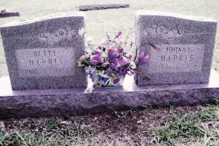 HARRIS, BETTY - Benton County, Arkansas | BETTY HARRIS - Arkansas Gravestone Photos