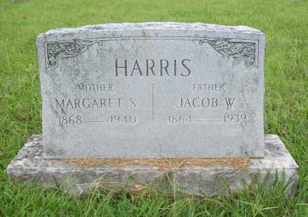 HARRIS, JACOB W. - Benton County, Arkansas | JACOB W. HARRIS - Arkansas Gravestone Photos