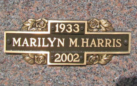 HARRIS, MARILYN - Benton County, Arkansas | MARILYN HARRIS - Arkansas Gravestone Photos