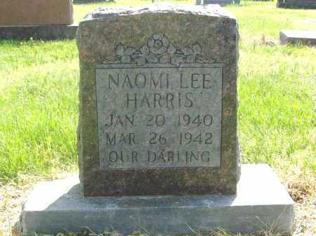 HARRIS, NAOMI LEE - Benton County, Arkansas | NAOMI LEE HARRIS - Arkansas Gravestone Photos