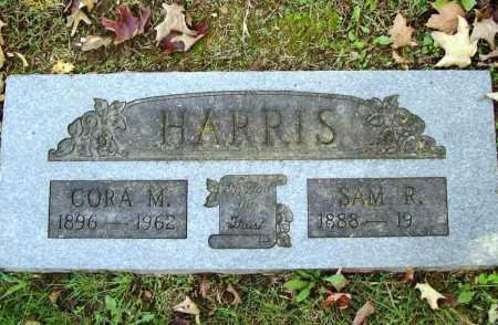 HARRIS, CORA MAMIE - Benton County, Arkansas | CORA MAMIE HARRIS - Arkansas Gravestone Photos