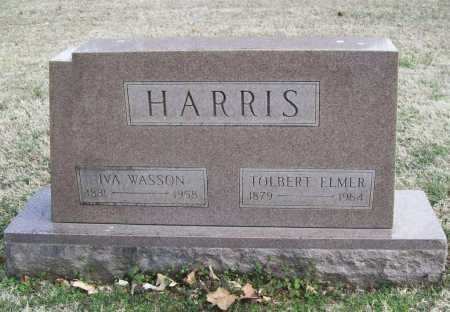 HARRIS, IVA BELLE - Benton County, Arkansas | IVA BELLE HARRIS - Arkansas Gravestone Photos