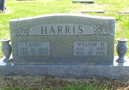 HARRIS, WILLIAM H. - Benton County, Arkansas | WILLIAM H. HARRIS - Arkansas Gravestone Photos