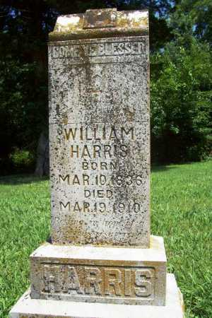 HARRIS, WILLIAM - Benton County, Arkansas | WILLIAM HARRIS - Arkansas Gravestone Photos