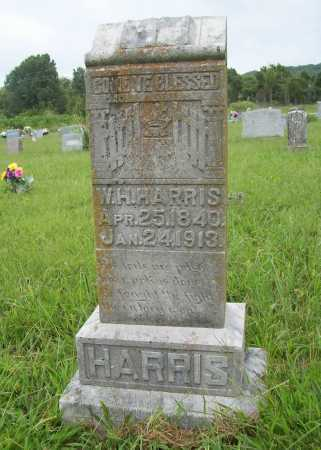 HARRIS, W. H. - Benton County, Arkansas | W. H. HARRIS - Arkansas Gravestone Photos