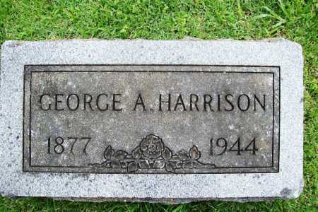 HARRISON, GEORGE A. - Benton County, Arkansas | GEORGE A. HARRISON - Arkansas Gravestone Photos