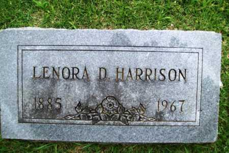 HARRISON, LENORA D. - Benton County, Arkansas | LENORA D. HARRISON - Arkansas Gravestone Photos