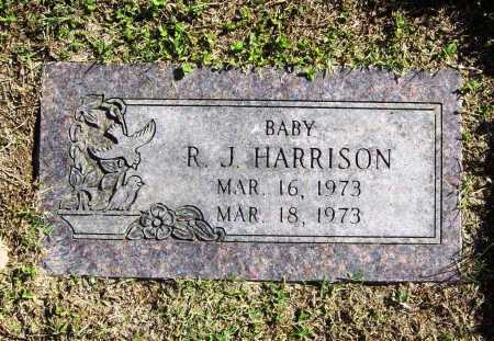 HARRISON, R. J. - Benton County, Arkansas | R. J. HARRISON - Arkansas Gravestone Photos