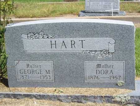 HART, GEORGE M. - Benton County, Arkansas | GEORGE M. HART - Arkansas Gravestone Photos