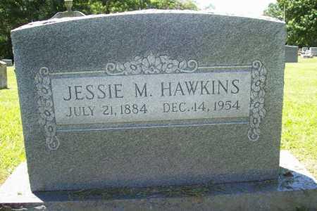 HAWKINS, JESSIE M. - Benton County, Arkansas | JESSIE M. HAWKINS - Arkansas Gravestone Photos
