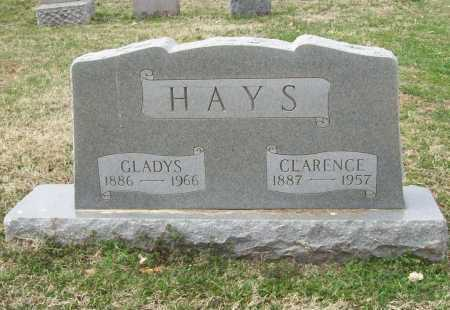 HAYS, GLADYS - Benton County, Arkansas | GLADYS HAYS - Arkansas Gravestone Photos