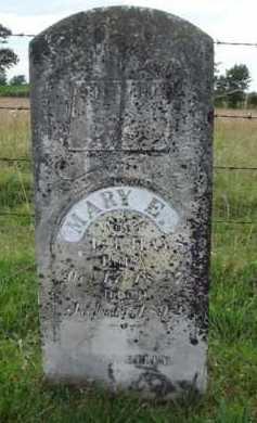 HAYS, MARY E. - Benton County, Arkansas | MARY E. HAYS - Arkansas Gravestone Photos