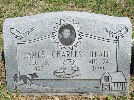 HEATH, JAMES CHARLES - Benton County, Arkansas | JAMES CHARLES HEATH - Arkansas Gravestone Photos