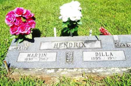 HENDRIX, MARVIN - Benton County, Arkansas | MARVIN HENDRIX - Arkansas Gravestone Photos