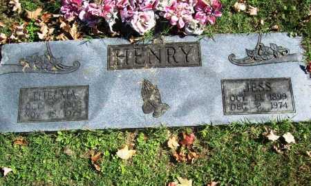LEWIS HENRY, THELMA F. - Benton County, Arkansas | THELMA F. LEWIS HENRY - Arkansas Gravestone Photos