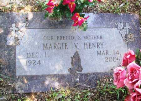 HENRY, MARGIE VELMA COLLEY - Benton County, Arkansas | MARGIE VELMA COLLEY HENRY - Arkansas Gravestone Photos