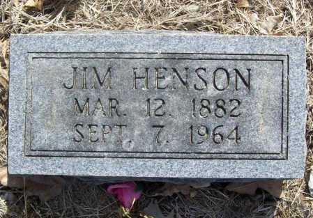 HENSON, JIM - Benton County, Arkansas | JIM HENSON - Arkansas Gravestone Photos