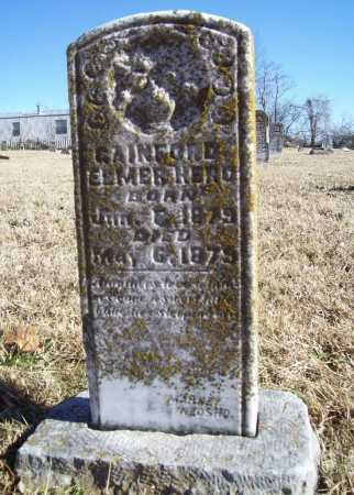 HERD, GAINFORD ELMER - Benton County, Arkansas | GAINFORD ELMER HERD - Arkansas Gravestone Photos