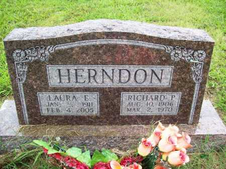 "MALONEY HERNDON, LAURA EVALENA ""LENA"" - Benton County, Arkansas 