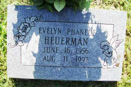 HEUERMAN, EVELYN - Benton County, Arkansas | EVELYN HEUERMAN - Arkansas Gravestone Photos