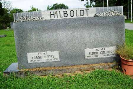 COLLINS HILBOLDT, FLORA - Benton County, Arkansas | FLORA COLLINS HILBOLDT - Arkansas Gravestone Photos