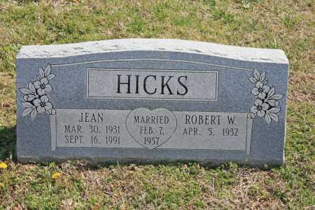 HICKS, JEAN - Benton County, Arkansas | JEAN HICKS - Arkansas Gravestone Photos