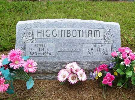 HIGGINBOTHAM, DELIA C. - Benton County, Arkansas | DELIA C. HIGGINBOTHAM - Arkansas Gravestone Photos