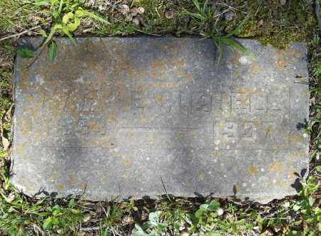 HIGHELL, MARY E. - Benton County, Arkansas | MARY E. HIGHELL - Arkansas Gravestone Photos