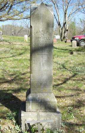 HIGHELL (VETERAN), CHARLES D - Benton County, Arkansas | CHARLES D HIGHELL (VETERAN) - Arkansas Gravestone Photos