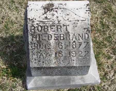 HILDEBRAND, ROBERT - Benton County, Arkansas | ROBERT HILDEBRAND - Arkansas Gravestone Photos