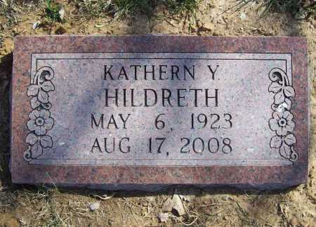 HILDRETH, KATHERN Y. - Benton County, Arkansas | KATHERN Y. HILDRETH - Arkansas Gravestone Photos