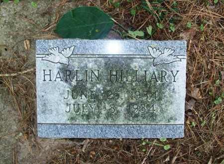 HILLIARY, HARLIN - Benton County, Arkansas | HARLIN HILLIARY - Arkansas Gravestone Photos